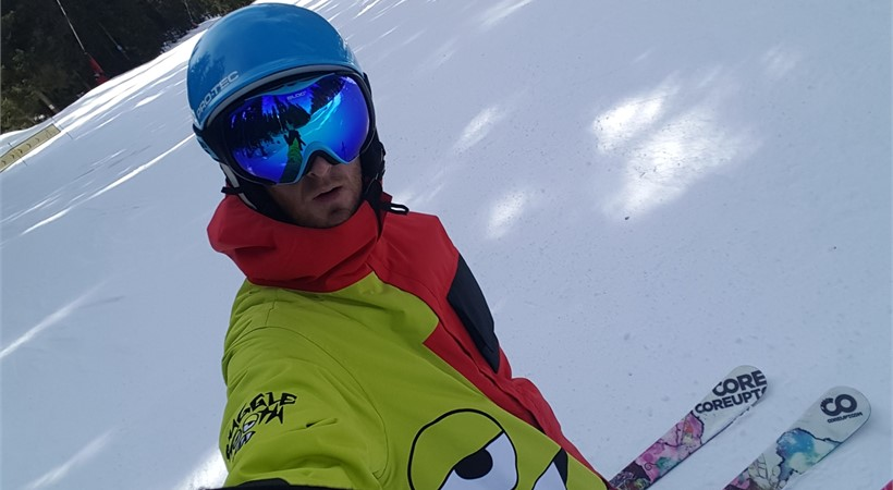 Freeride week in Les Arcs France