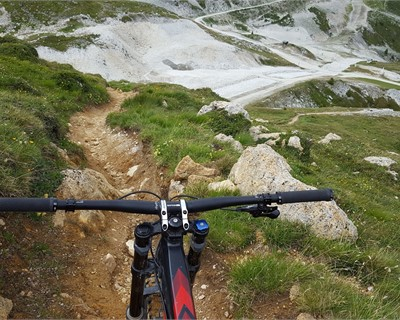 Alps Mountain Biking, Tarentaise Valley