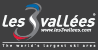 Les 3 Vallees, or The Three Valleys website