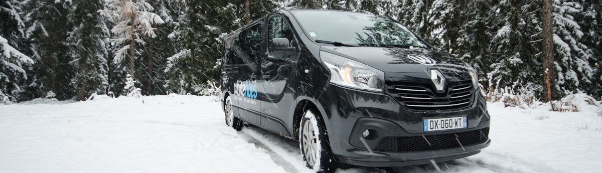 Airport Transfers to Les Arcs