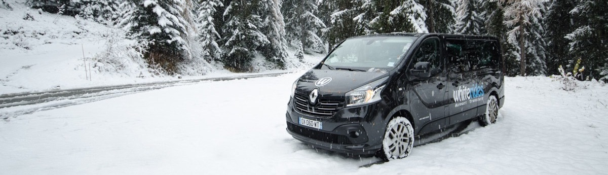 Airport transfers to Courchevel
